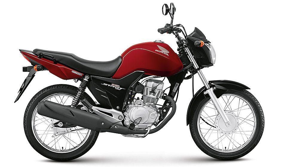 10 motos mais vendidas em 2015