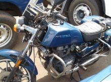 Leilão tem moto CB450 por R$ 800