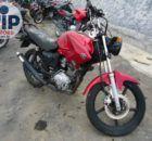 Leilão do Detran tem moto YAMAHA fACTOR YBR