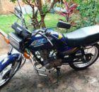 Leilão do SAD tem moto Honda