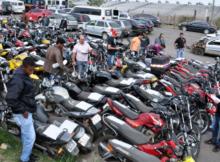Leilão de motos apreendidas: O que é, como participar, como comprar