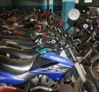 leilão de motos apreendidas Detran 2017