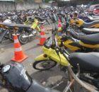 Detran oferece leilão com Yamaha MT07 com lance inicial de R$3.500