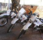 Leilão de motos - GDF espera arrecadar pelo menos R$ 50 mil em leilão