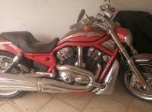 Leilão de bens do tráfico tem Motocicleta Harley Davison