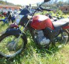 Leilão tem Honda CBX 250 Twister com lance inicial R$563,90