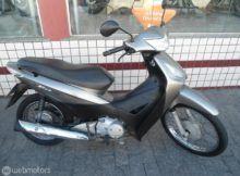 Leilão de veículos tem Biz 125 KS com lance inicial de R$ 500,00