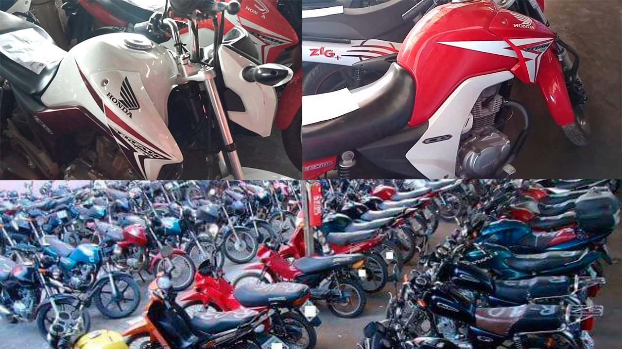 leilão de motos apreendidas Detran 2018: como participar