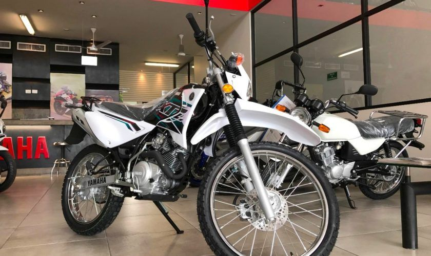 Detran realiza leilão com XTZ 125E por R$ 1.000