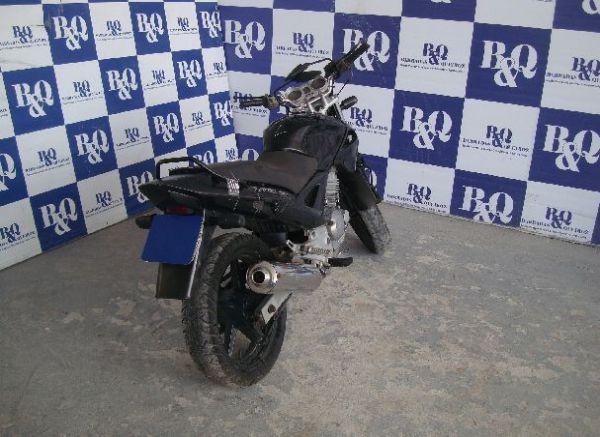 Leilão do Detran tem tem Honda CBX 250 Twister a partir de R$1 mil
