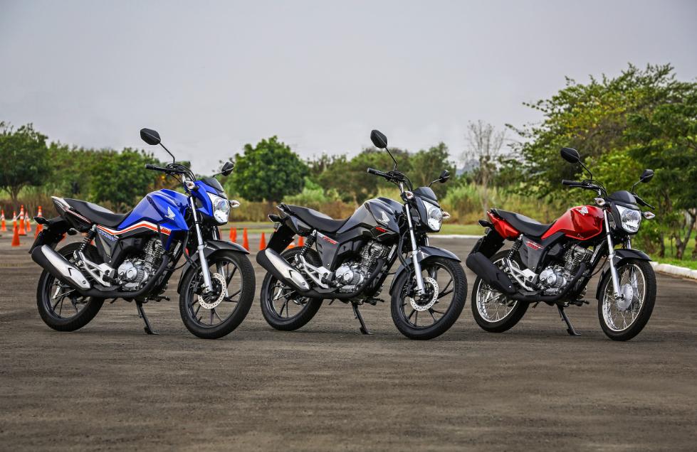 Honda CG 2019