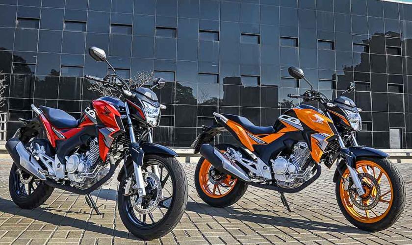Honda CB 250F Twister 2019 com preço inicial de R$ 13.990 (lançamento)