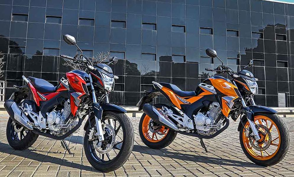 Honda CB 250F Twister 2019 com preço inicial de R$ 13.990