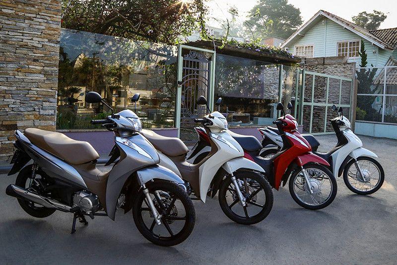 Honda Biz 2019: Preço, novas cores e a confiabilidade de sempre