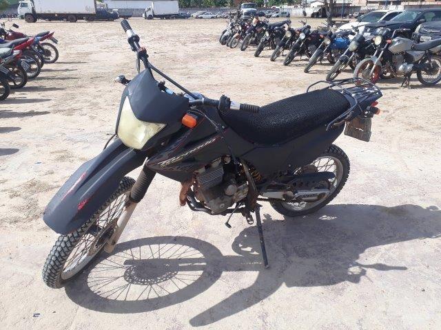 Leilão da prefeitura de Boa Vista tem Honda XR 250cc Tornado a R$400 reais