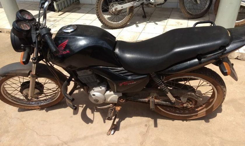 Leilão do DETRAN tem Honda CG FAN KS 125cc com lance inicial de R$100